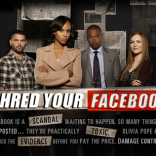 ABC Television:<br/>Scandal &#8211; Shred Your Facebook